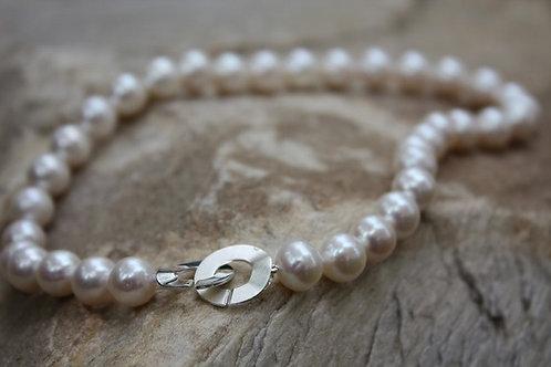 "Pearl Necklace ""La Perfection"""