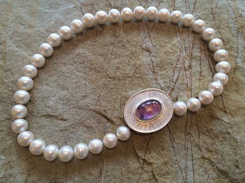 "Pearl Necklace ""Olala"""