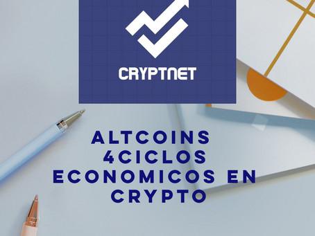 4 Ciclos economicos en Crypto
