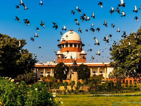 India's Supreme Court Lifts Banking Ban on Crypto Exchanges