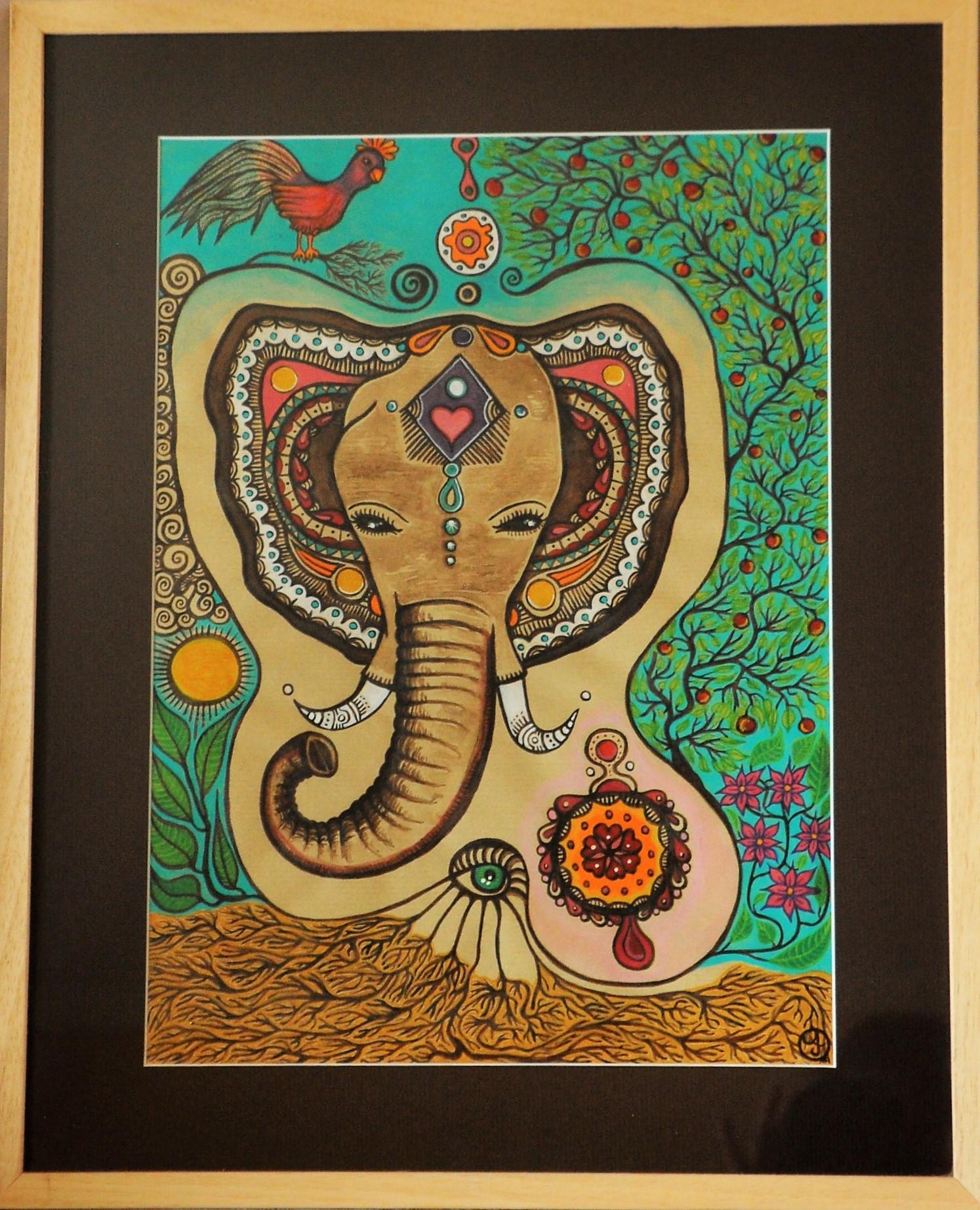 « L'Eléphante »