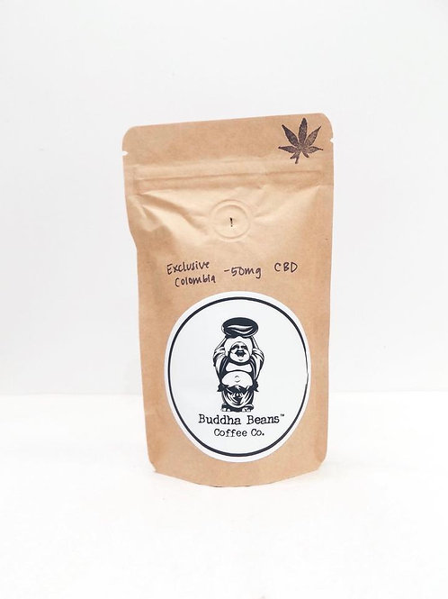 Buddha Beans - CBD Coffee Regular and Decaf