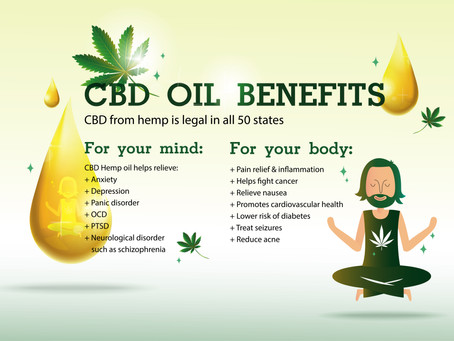 Everyone needs CBD