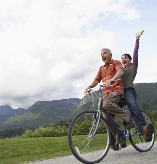 Couple on bike shutterstock_146603402.jp