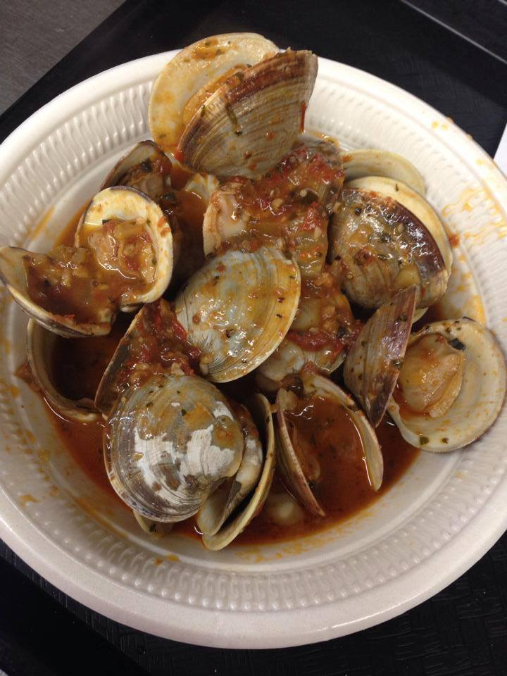 Dino's Seafood: Zuppa de Clams