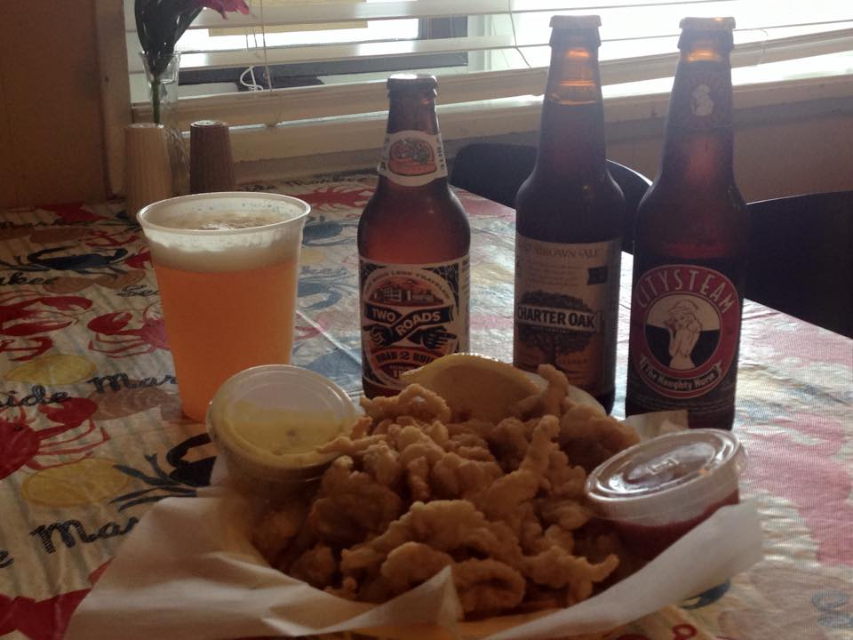 Dino's Seafood: Craft Beers