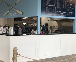 Dino's Seafood Take-Out Counter