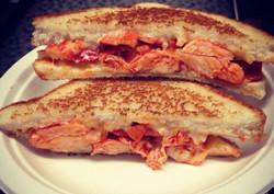 Dino's Seafood: Lobster Melt