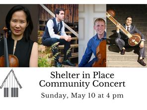 Community Concerts at Epworth goes virtual