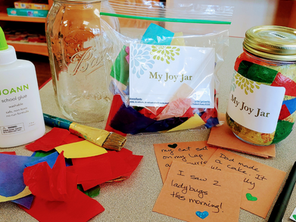 Godly Play at Home - Create a Joy Jar
