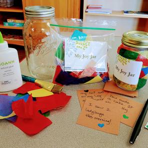 Godly Play at Home - Create a Joy Jar