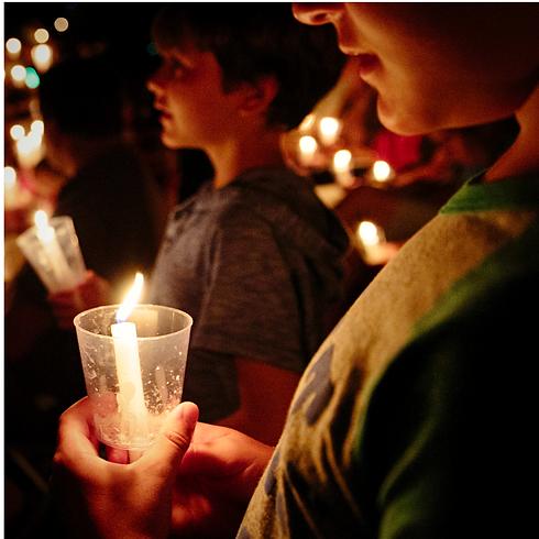 Candlelight Witness - Sunday Evenings