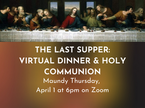 The Last Supper - Telling the Rest of the Story