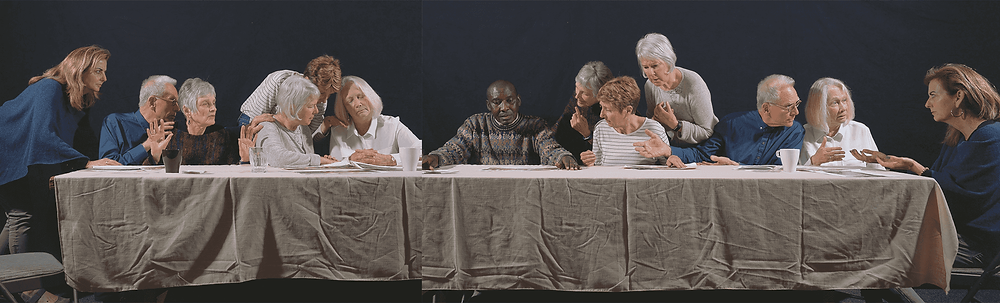 Epworth The Last Supper Project. Photo by LeRoy Howard. (c) 2019 LeRoy Howard.