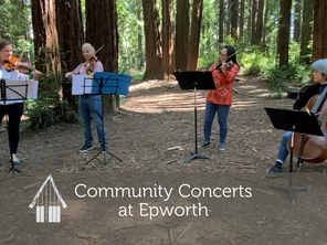 Join the Community Concerts at Epworth Support Circle