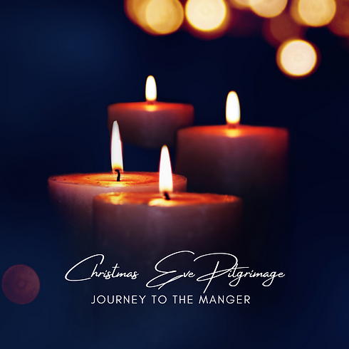 **Postponed** Pilgrimage Experience - Journey to the Manger