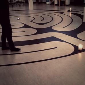 Advent Labyrinth Walk & Meditation