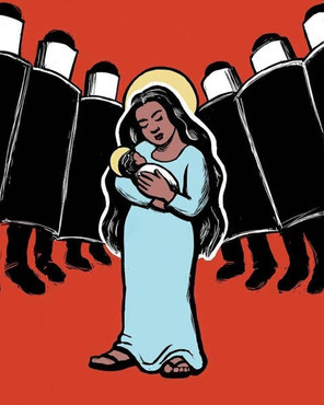 Mary Was a Freedom Fighter