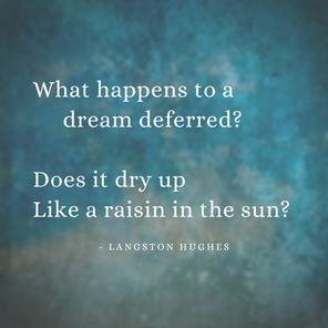"""""""Dream Deferred"""" Sermon by Michael Martin"""