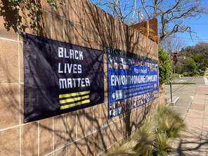 Black Lives Matter. Beyond February - Epworth Builds an Altar to Black Lives Lost