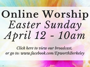 Easter Worship Online