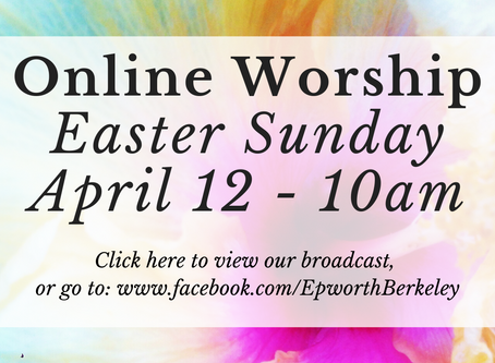 Easter Worship Online