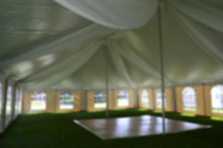 tent draping for wedding will transform basic interior of a tent