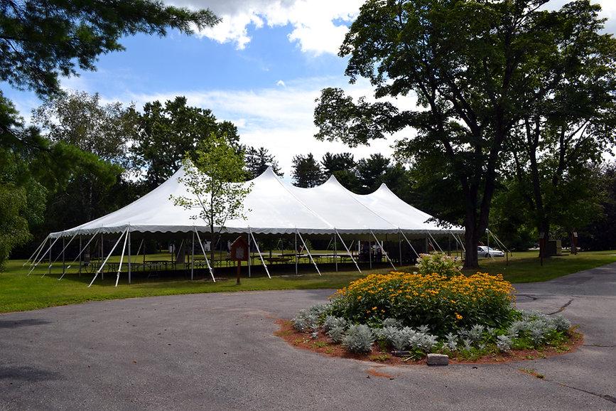 40x100 tent rental, party tent rental,
