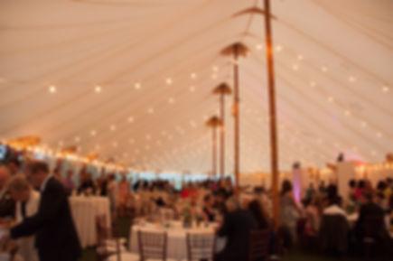 bistro lighting, tent lighting, lighting rentals, indoor light rentals