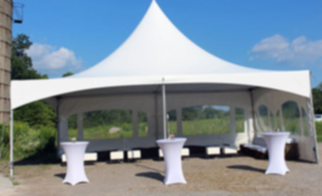 20x30 tent rental, outdoor party tent suitable for backyard party and events