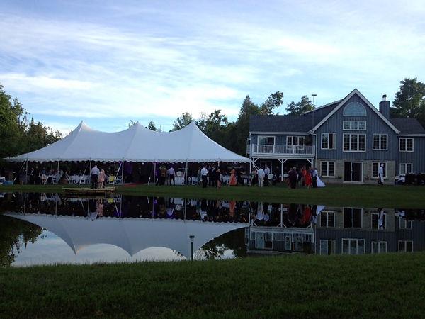 40x80 pole tent rental, 40x80 outdoor wedding tent rentals