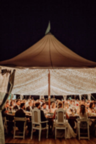 outdoor wedding tent rental