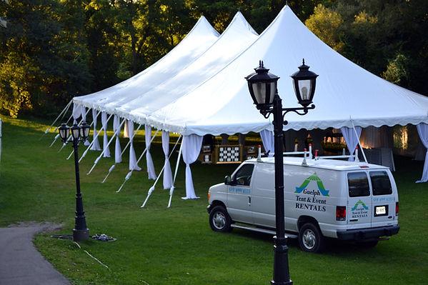 40x80 outdoor tent wedding, 40x80 tent rental
