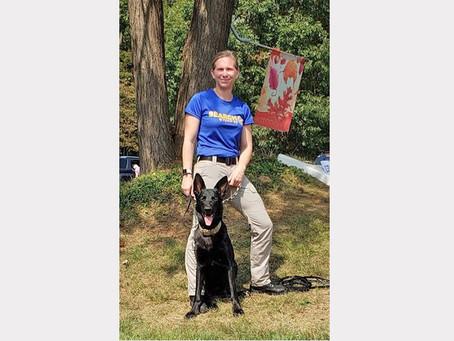 Meet Deputy Chief Christy Malin
