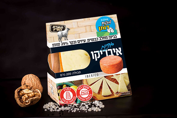 גבינת איבריקו משק דותן