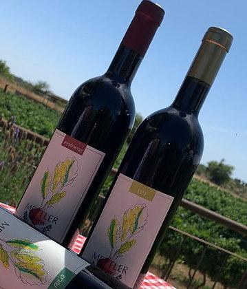 ניצן,יין אדום 2018