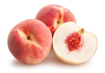 """אפרסק לבן 1.1-1.2 ק""""ג"""