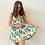 Thumbnail: Open Back Tropical Dress