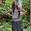 Thumbnail: Vintage Pleated Dress