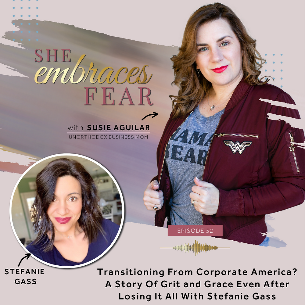 Thinking of pivoting in your career? My friend, Stef Gass, shares her story with tangible tips to boost your confidence and start planning your own career pivot.