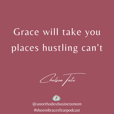 Give Yourself Grace And Permission To Pause
