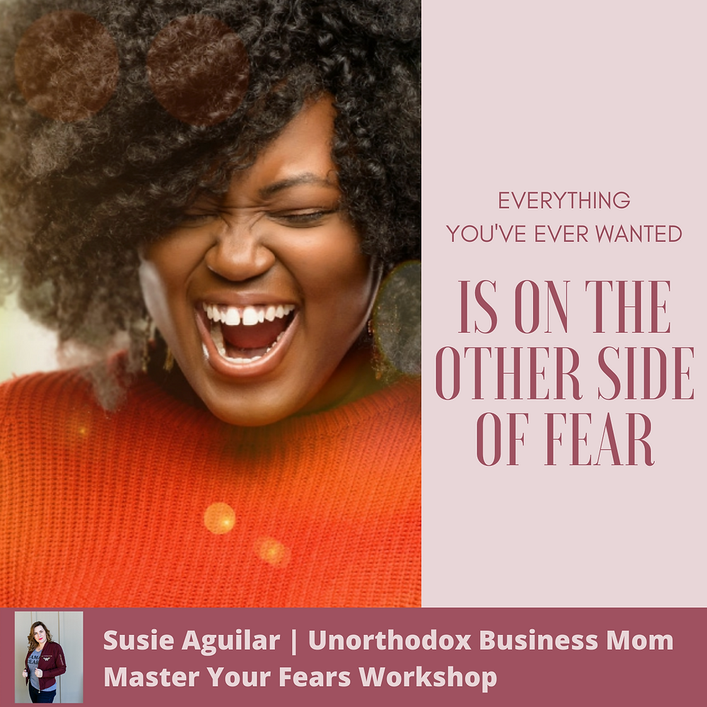 What you NEED to know to release the fears that have been holding you back!