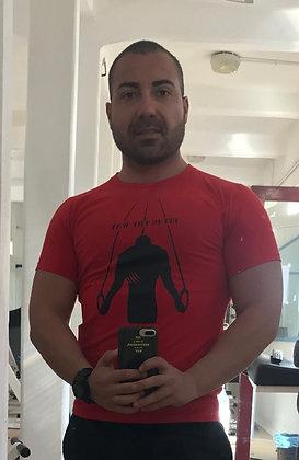 T-Shirt  Fit is The way - taglia M