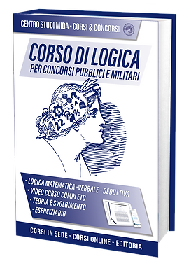 Corso di Logica per Concorsi Pubblici e Militari