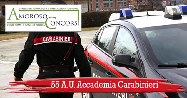 Calendario Concorso Carabinieri.Amoroso Concorsi Concorso 55 All Uff Accademia