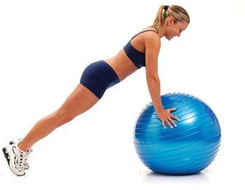 Swiss Ball: non solo per i muscoli