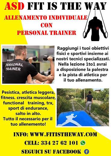 Corso di preparazione atletica
