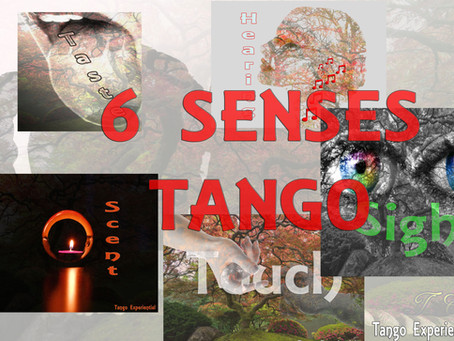 Tango Experiential Festival growing and glowing :)