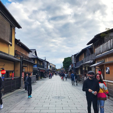 Kyoto Old Street