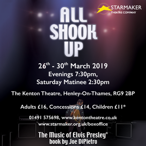 All Shook Up - The Kenton Theatre